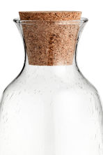 Glass carafe - Clear glass - Home All | H&M CN 2