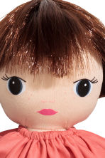 Soft doll - Powder/Coral - Kids | H&M 2