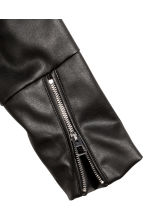 Giubbotto biker - Nero - DONNA | H&M IT 2