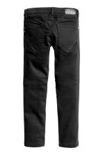Skinny Fit Biker Jeans - Black - Kids | H&M CN 2
