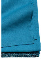 Patterned cotton tablecloth - Turquoise - Home All | H&M CN 5