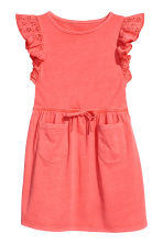 Jersey dress - Coral pink - Kids | H&M 2