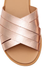 Sandals - Rose gold - Ladies | H&M GB 3