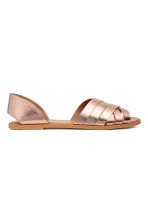 Sandals - Rose gold - Ladies | H&M CA 1