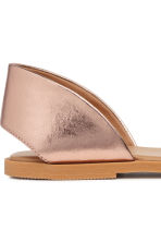 Sandals - Rose gold - Ladies | H&M CA 4