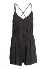 Playsuit - Black -  | H&M 1