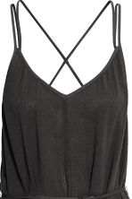 Playsuit - Black -  | H&M 2