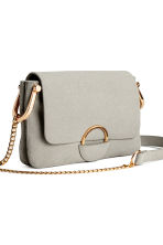 Shoulder bag - Light grey - Ladies | H&M CN 3