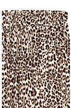 平紋長褲 - Leopard print - Ladies | H&M 3