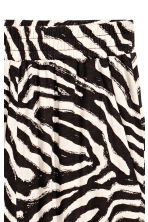 Jersey trousers - Zebra print - Ladies | H&M CA 3