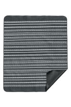 Couverture de pique-nique - Gris anthracite/rayé - Home All | H&M FR 2