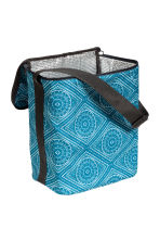 Patterned cool bag - Turquoise - Home All | H&M CA 2