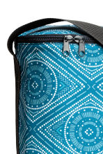 Patterned cool bag - Turquoise - Home All | H&M CN 3