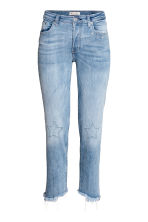 Loose Regular Jeans - Denim blue - Ladies | H&M 2