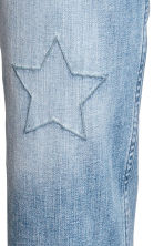 Loose Regular Jeans - Denim blue - Ladies | H&M 4