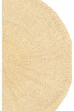 Paper straw table mat - Natural - Home All | H&M GB 2