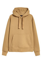 Oversized hooded top - Mustard yellow - Men | H&M 2
