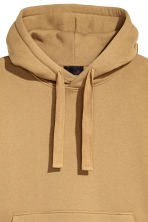Oversized hooded top - Mustard yellow - Men | H&M 3