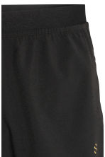 Running shorts - Black - Men | H&M CN 4