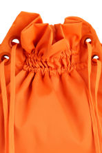 Twill backpack - Orange - Ladies | H&M 3