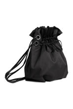 Twill backpack - Black - Ladies | H&M CN 2