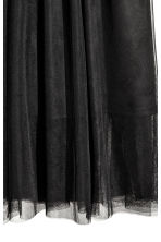 Tulle skirt - Black - Ladies | H&M 3