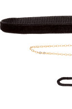 3-pack chokers - Black/Gold - Ladies | H&M CN 2