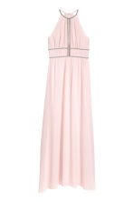 Long dress - Light pink - Ladies | H&M CN 2