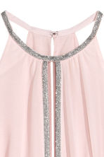 Long dress - Light pink - Ladies | H&M CN 3