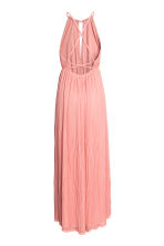 Long pleated dress - Light pink - Ladies | H&M 3