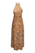 Long wrap dress - Leopard print - Ladies | H&M 3