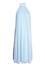 Pleated dress - Light blue - Ladies | H&M 2
