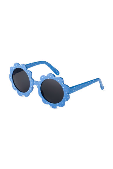 Sunglasses - Blue -  | H&M 1