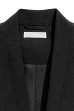 Long jacket - Black - Ladies | H&M 3