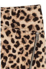 Textured skirt - Leopard print - Ladies | H&M 3
