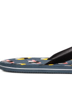 Flip-flops - Black/Sushi - Men | H&M 4