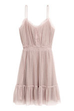 Lace dress - Dusky pink - Ladies | H&M 2