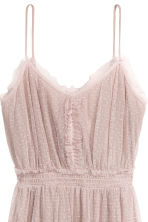 Lace dress - Dusky pink - Ladies | H&M 3