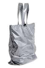Reflective shopper - Light grey - Men | H&M 2