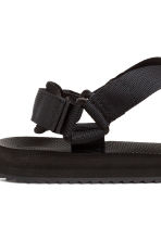 Sandals - Black - Men | H&M 5