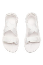 Sandals - White - Men | H&M CN 2