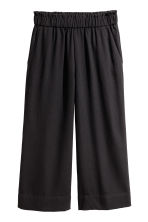 Culottes - Black - Ladies | H&M 2