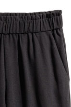 Culottes - Black - Ladies | H&M 3