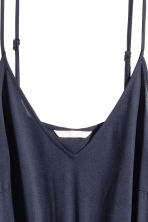 Playsuit - Dark blue - Ladies | H&M 3