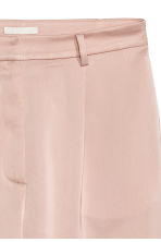 High-waisted shorts - Powder pink - Ladies | H&M CN 3