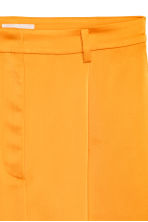 High-waisted shorts - Orange - Ladies | H&M CN 3