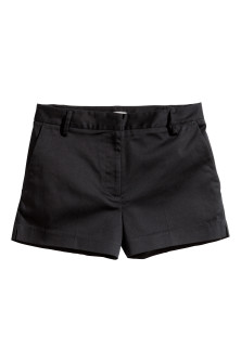 Lyhyet stretch-shortsit