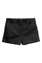 Shorts corti stretch - Nero - DONNA | H&M IT 2