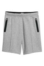 Sports shorts - Grey marl - Men | H&M 2