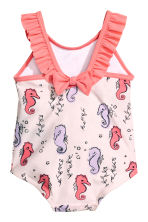 Swimsuit - Light pink/Sea horse - Kids | H&M 2